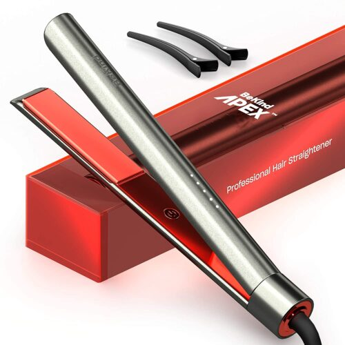 Apex Main Image BeKind Apex Flat Iron Hair Straightener