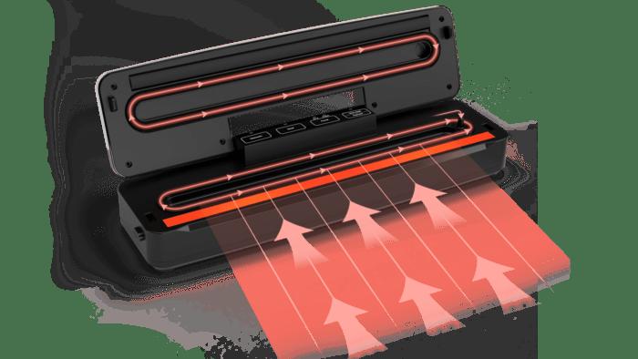 02 Bekind Swift Professional Vacuum Sealer Machine