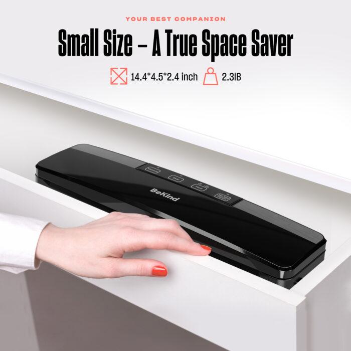 03 Bekind Swift Professional Vacuum Sealer Machine